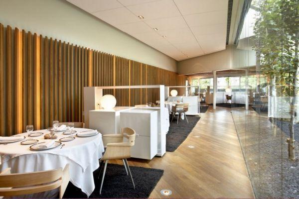 #Parquet en #Restaurantes  www.decorgreen.es Celler de Can Roca, Girona