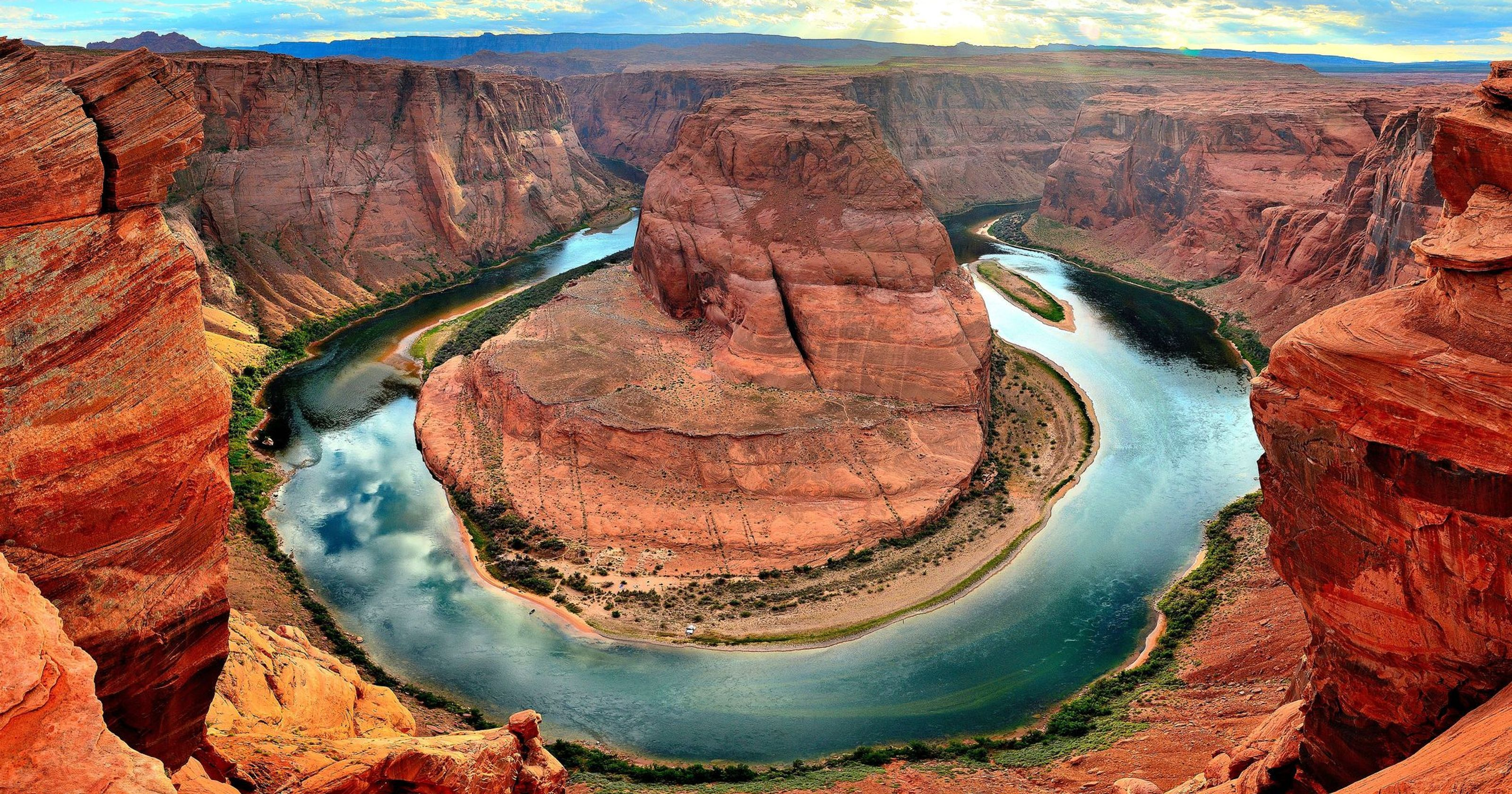 Awesome rivers around the world lake powell vacation