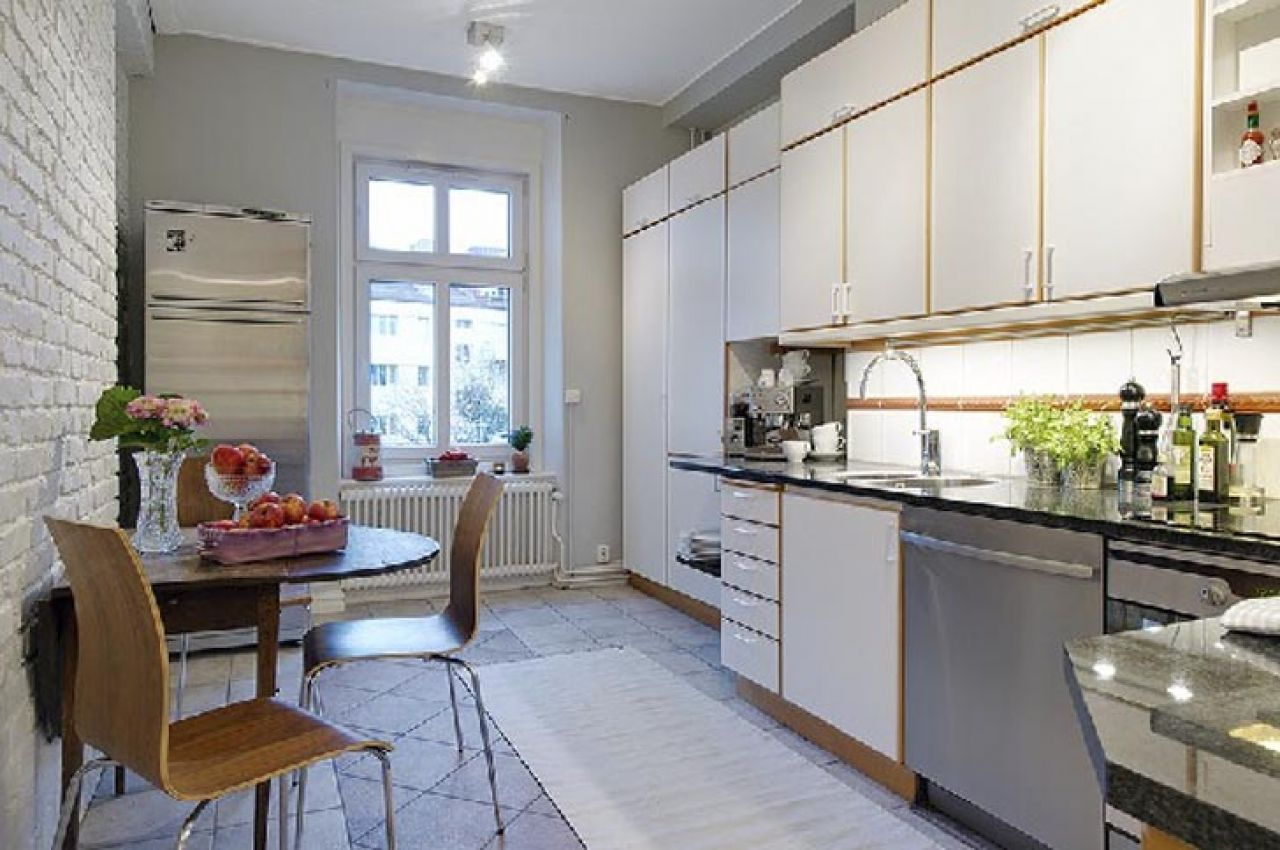 Scandinavian Kitchen Design image result for minimalist vintage apartment | house | pinterest