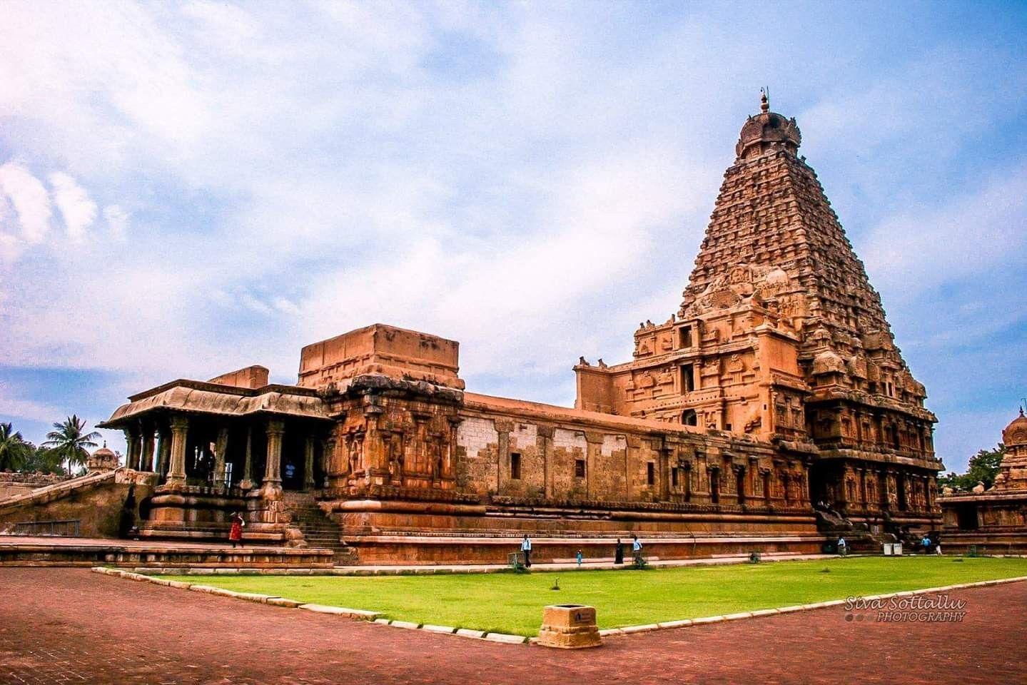 Brihadeshwara Temple, Tanjore, Tamil Nadu