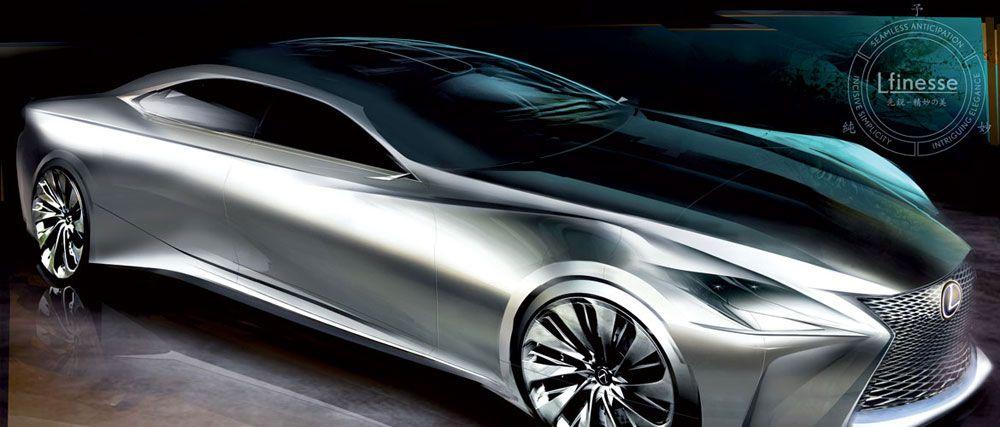 Inside The Lexus Tokyo Design Laboratory Tokyo Design Car