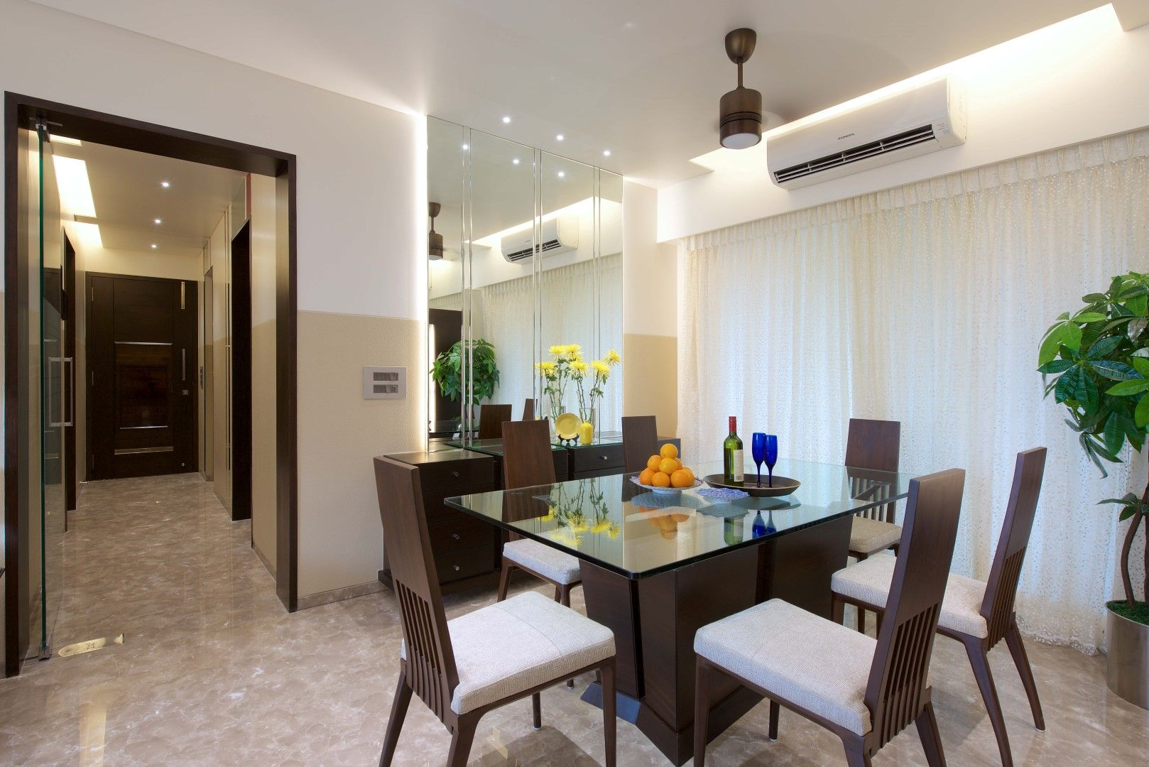 bhk apartment interiors at yari road amit shastri architects the project also designs pinterest rh cz