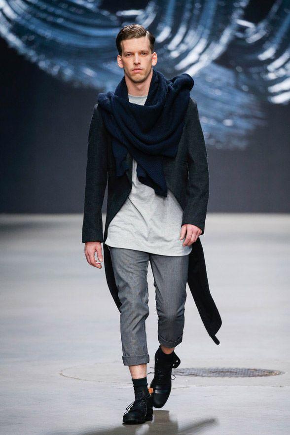 Marije de Haan presented her Fall/Winter 2015 during Mercedes-Benz Fashion Week Amsterdam.
