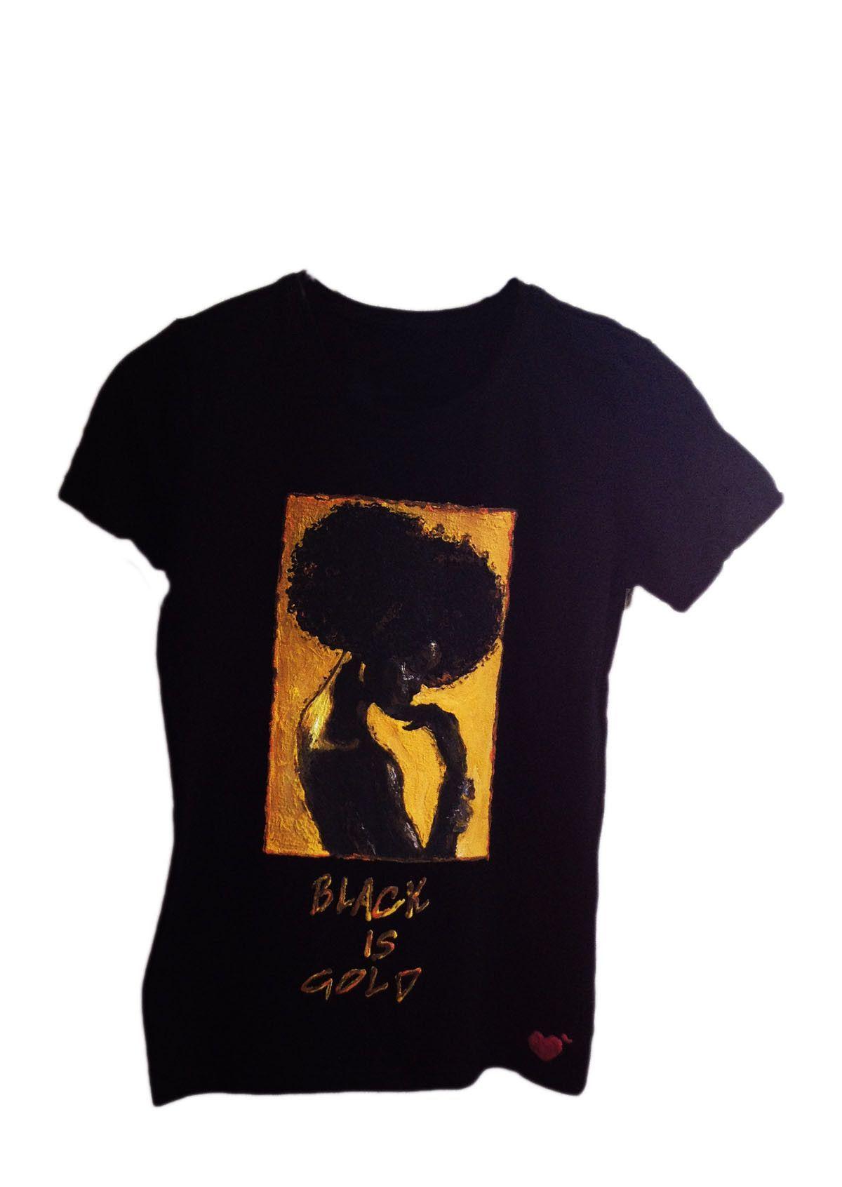dea7cef226 Afro T-shirt Afrocentric t shirt