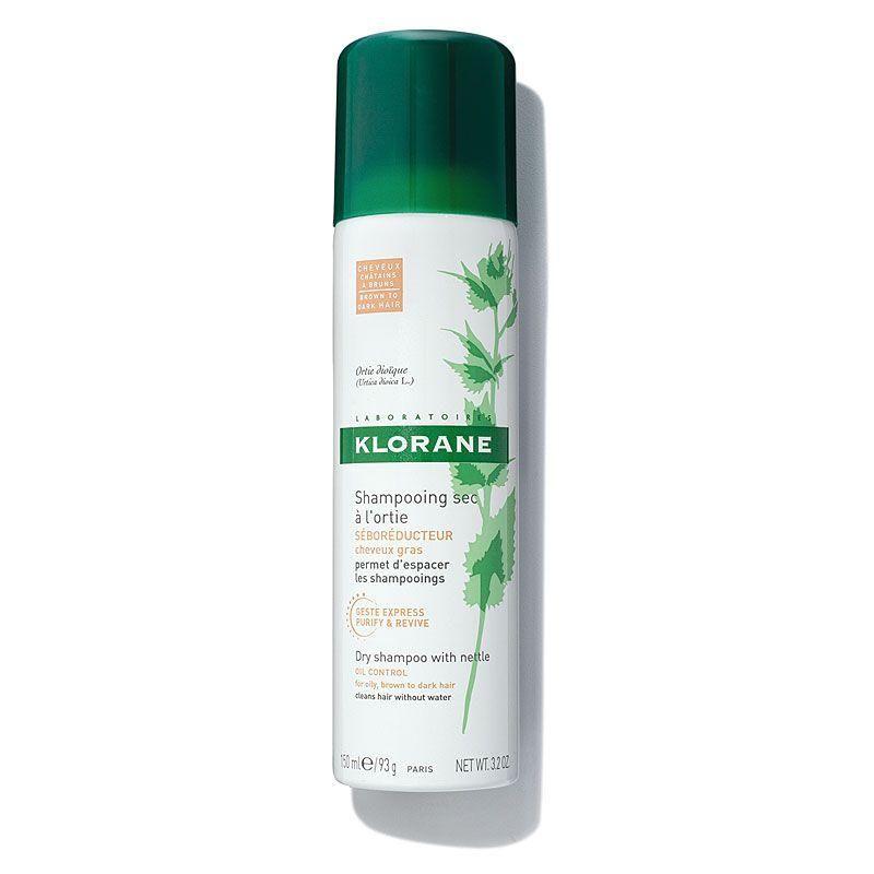 Dry Shampoo With Nettle Dark Hair Dry Shampoo Klorane Dry Shampoo How To Lighten Hair