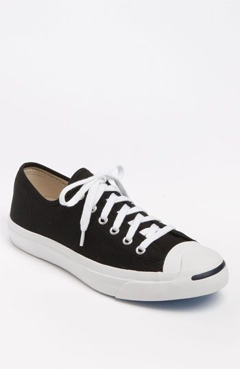 Converse 'Jack Purcell' Sneaker (Men) :Classic black shoes available at #Nordstrom #converse #black