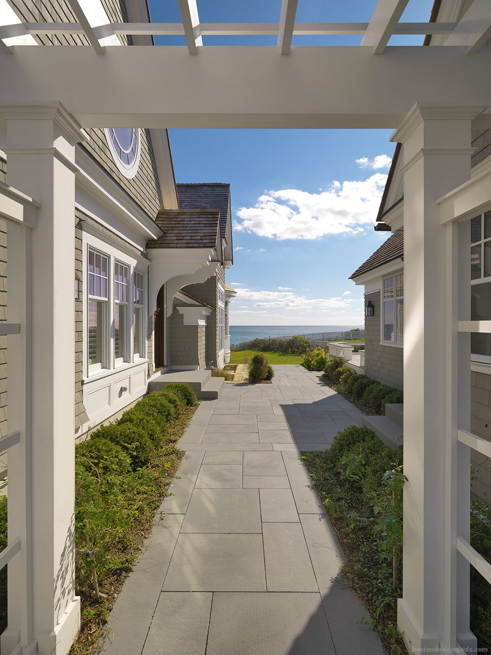 the new classics cliffside beach cottages on extraordinary garden path and walkway design ideas and remodel two main keys id=96262