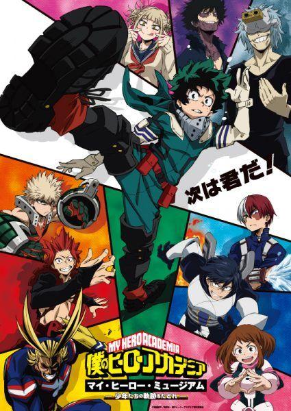 heroes To Action My Hero Academia