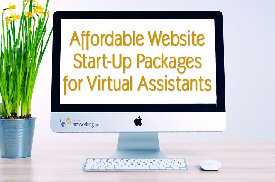 Let us design a impressive virtual assistant website that will attract high paying clients.