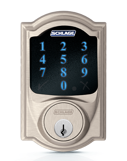 Upgrade Your Deadbolt With The Schlage Connect Schlage Deadbolt