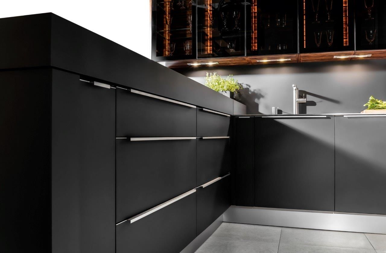 Znalezione Obrazy Dla Zapytania Czarne Uchwyty Do Kuchni