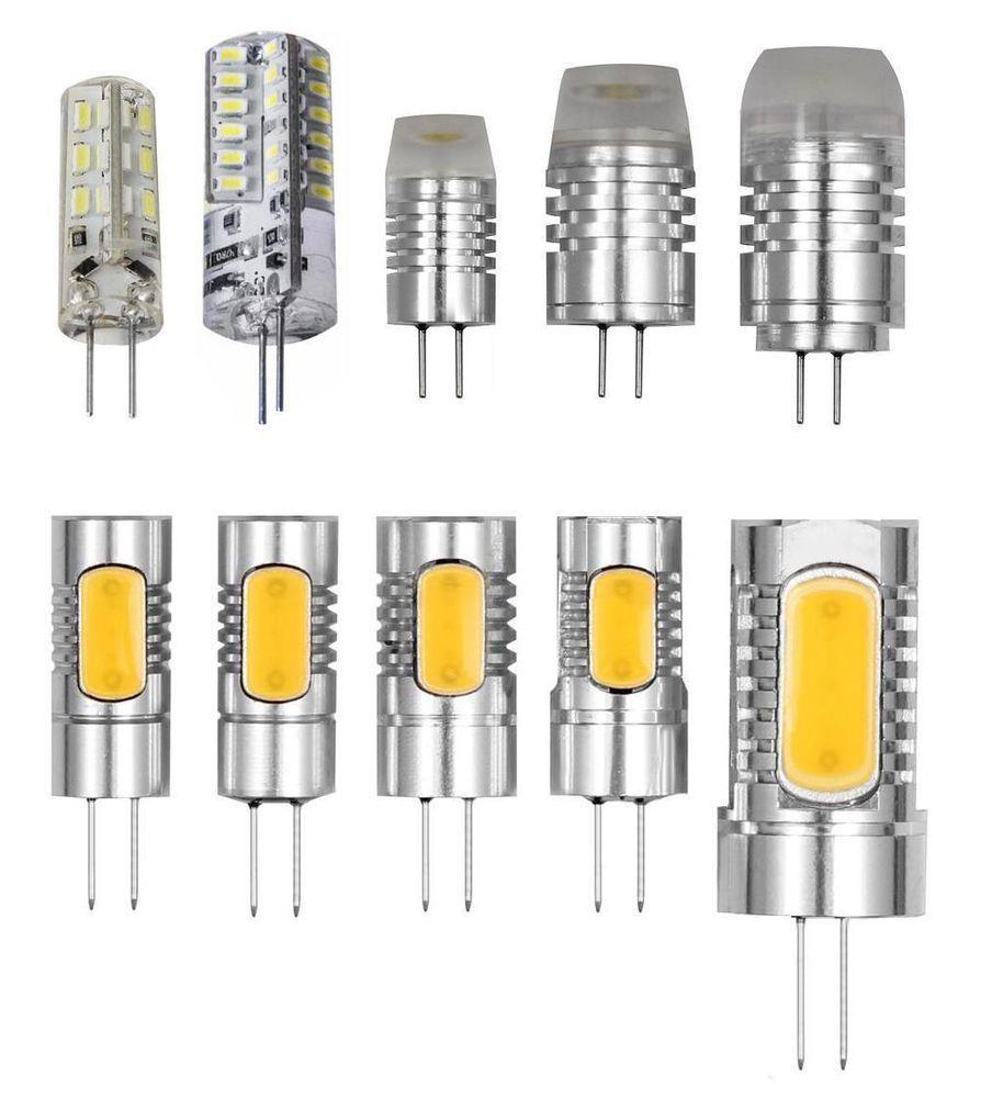 1 5 7 5 Watt Led G4 Stiftsockel 12v Halogenlampe Gluhbirne Warm Kalt Weiss Alu Led Birne Lampen