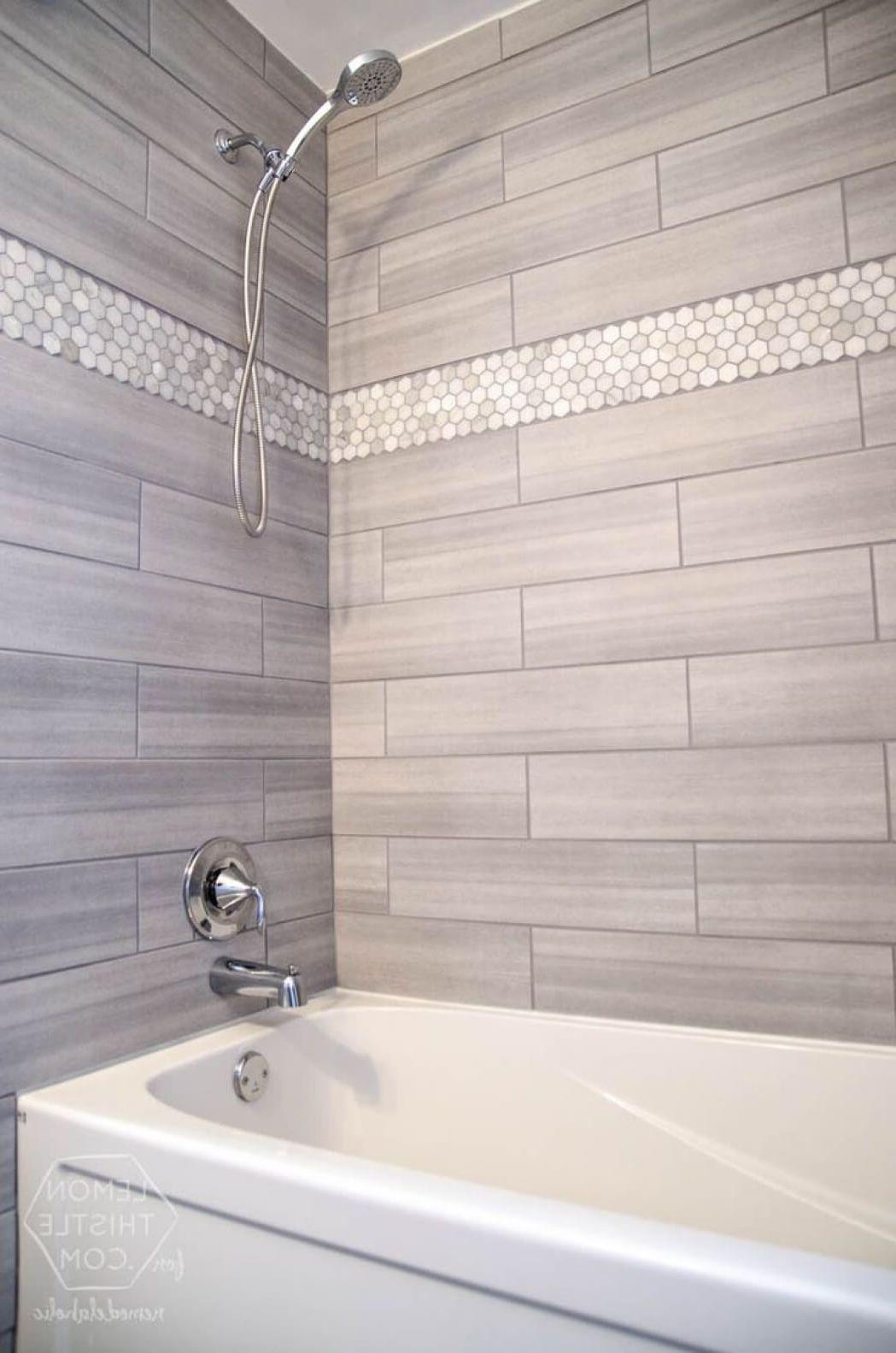 Tile Shower Tile Pattern With Images Patterned Bathroom Tiles