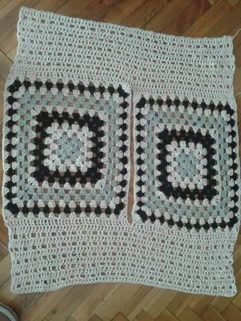 Todo crochet | Pinterest | Cómo tejer, Molde y Ganchillo