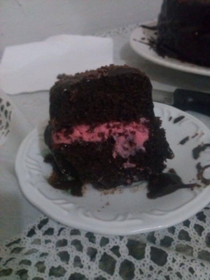 pedaço do bolo