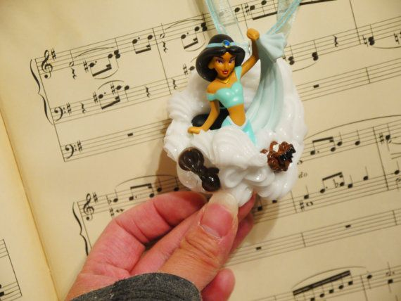 Princess Jasmine Decoden Necklace Kawaii Whipped Cream and Candy Desserts Chocolate