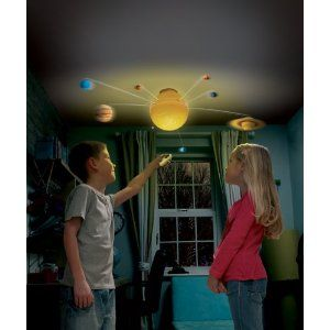 Uncle Milton Solar System In My Room 2050 1832259072