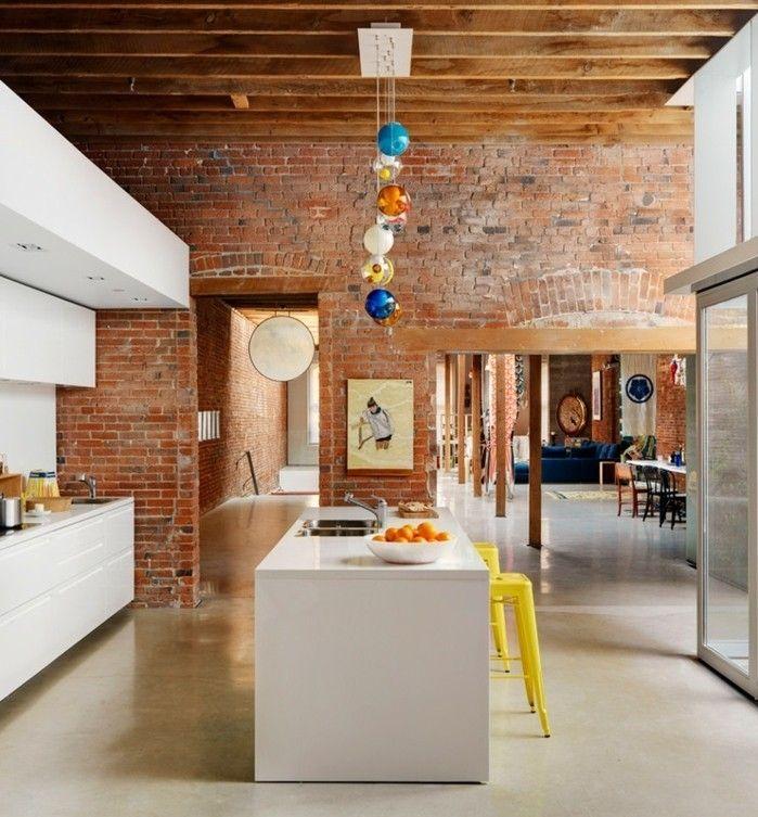 Kitchen Impossible Idee: L'élégance Brute En 82 Photos