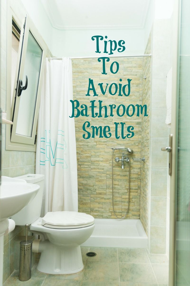 Tips to avoid bathroom smells the glamorous homemaker - How to keep a bathroom smelling fresh ...