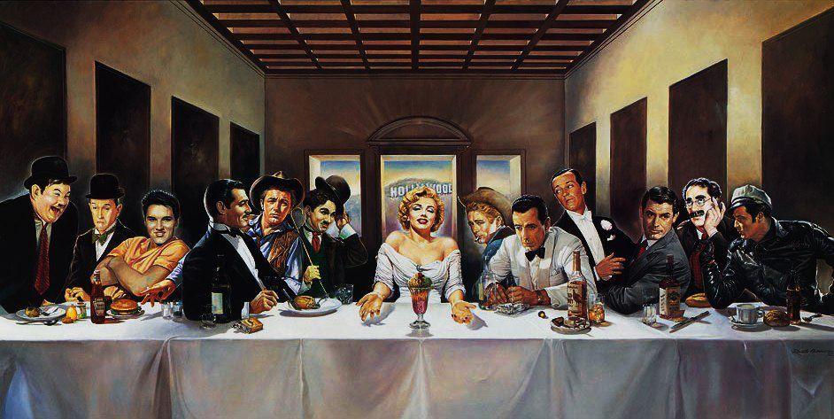 Renato Casaro Last Supper Art La Ultima Cena