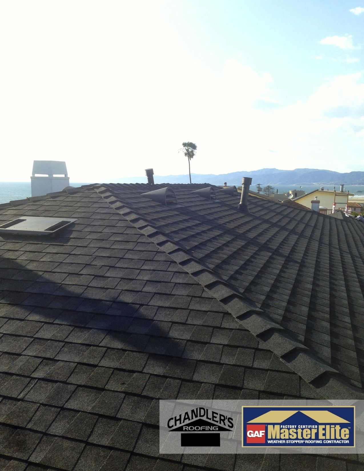 Best Www Chandlersroofing Com Gaf Timberline Hd Comp Shingle 400 x 300