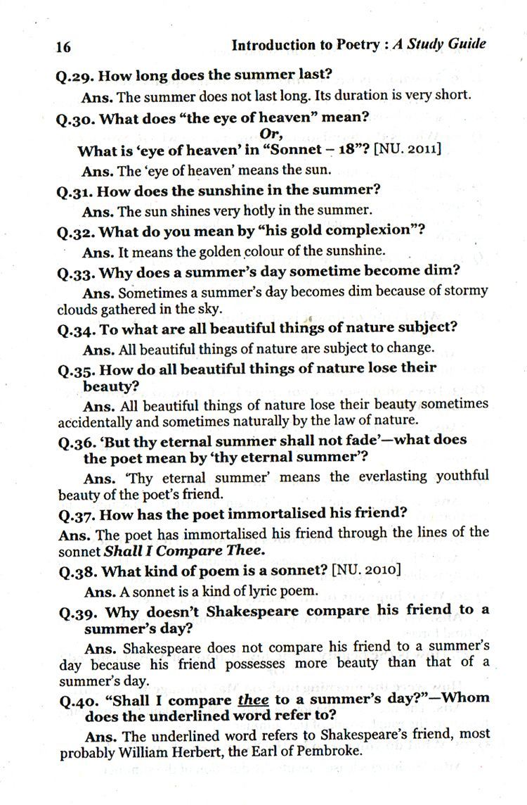 English Grammar A To Z Brief Questions With Answers Shall I