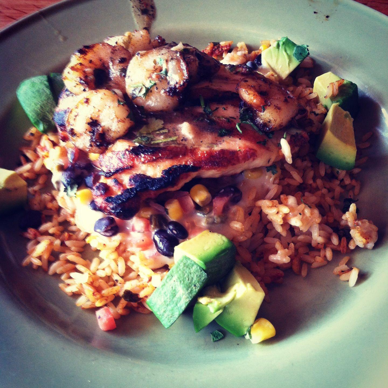 recipe: margarita chicken and shrimp recipe applebees [9]