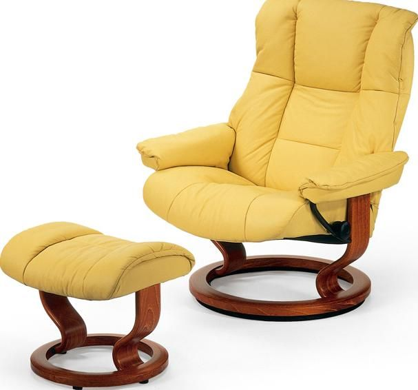 Furniture, Yellow Color Of Image Of An Article With Theme About  Contemporary Recliners Chairs With