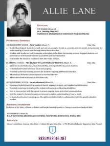 Resume Templates 2016 Which One Should You Choose Sample Resume Templates Best Resume Template Resume Templates
