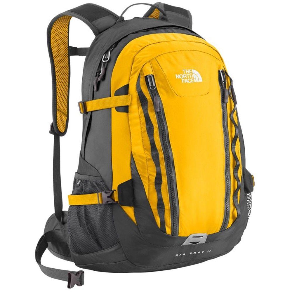 The North Face Big Shot II Mens Backpack | Yellow / Žuto