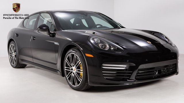 2015 porsche panamera turbo s black newtown square pennsylvania porsche of the main - 2015 Porsche Panamera Black