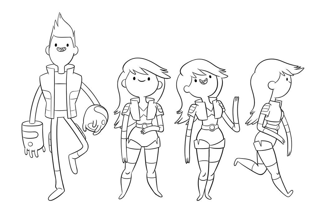 Hehe bravest warriors
