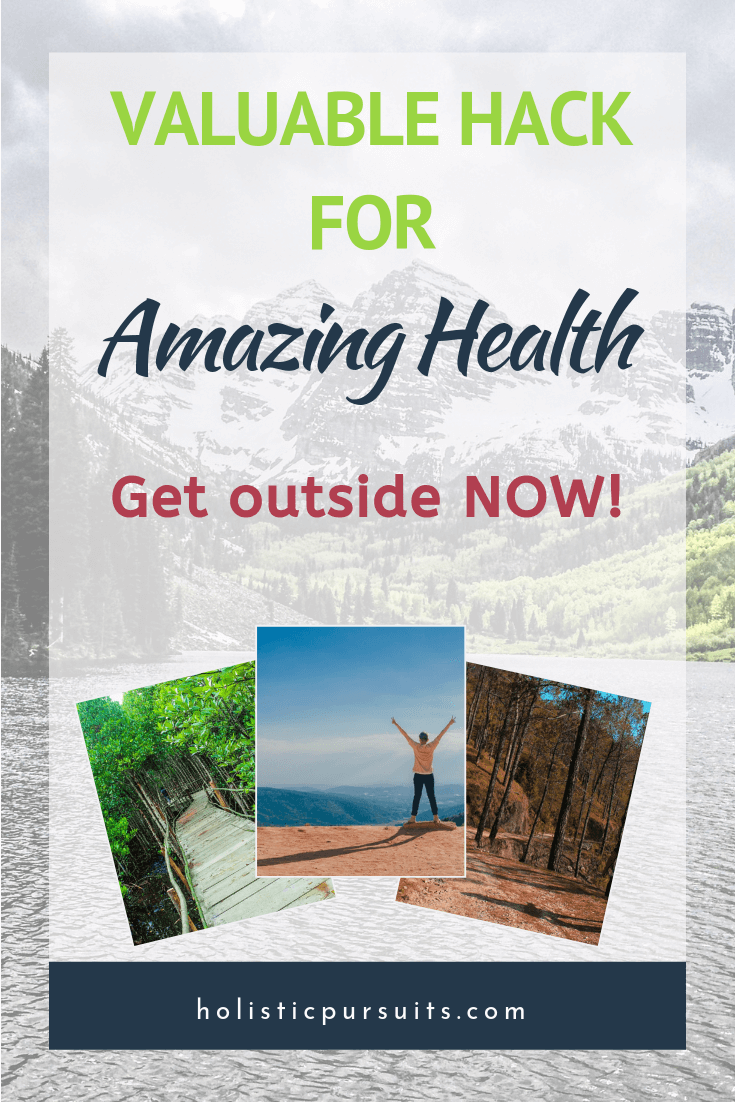 Getting outside is healthier than you thought. There is an abundance of benefits that come from bein...