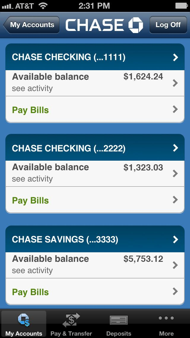 Chase Mobile (SM) | TopAppsToday  Do your banking right from your
