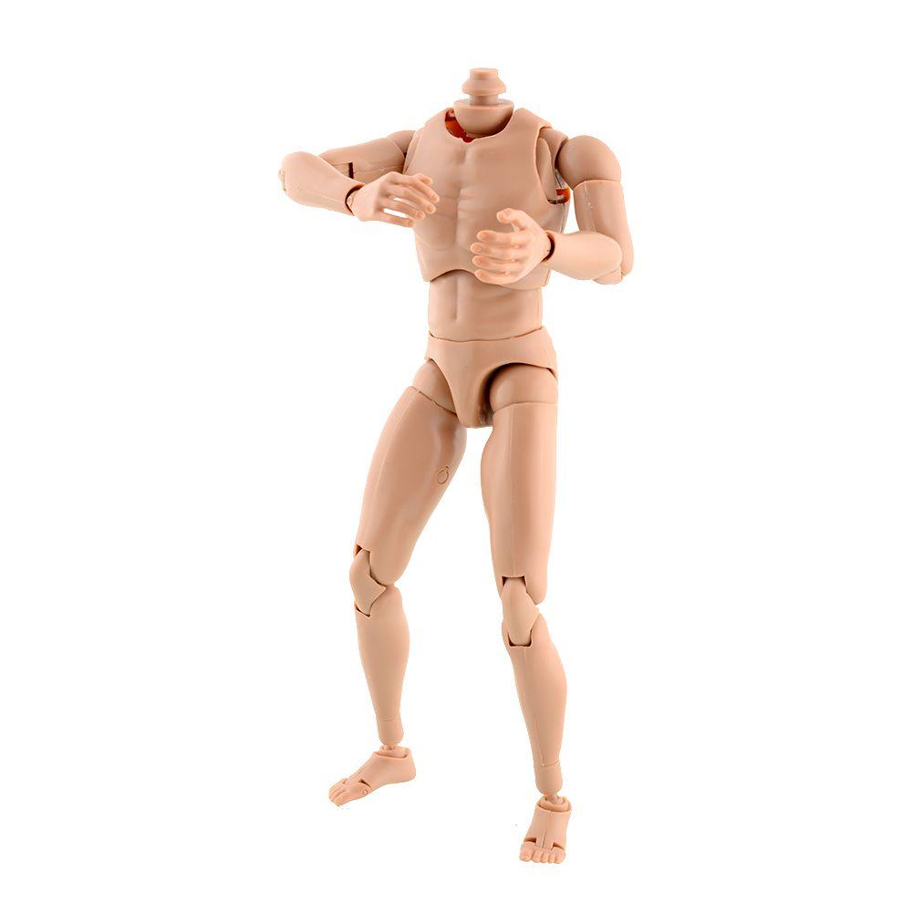 Narrow Shoulder Hot 1:6 Scale Action Figure Male Body Toys for TTM18 TTM19