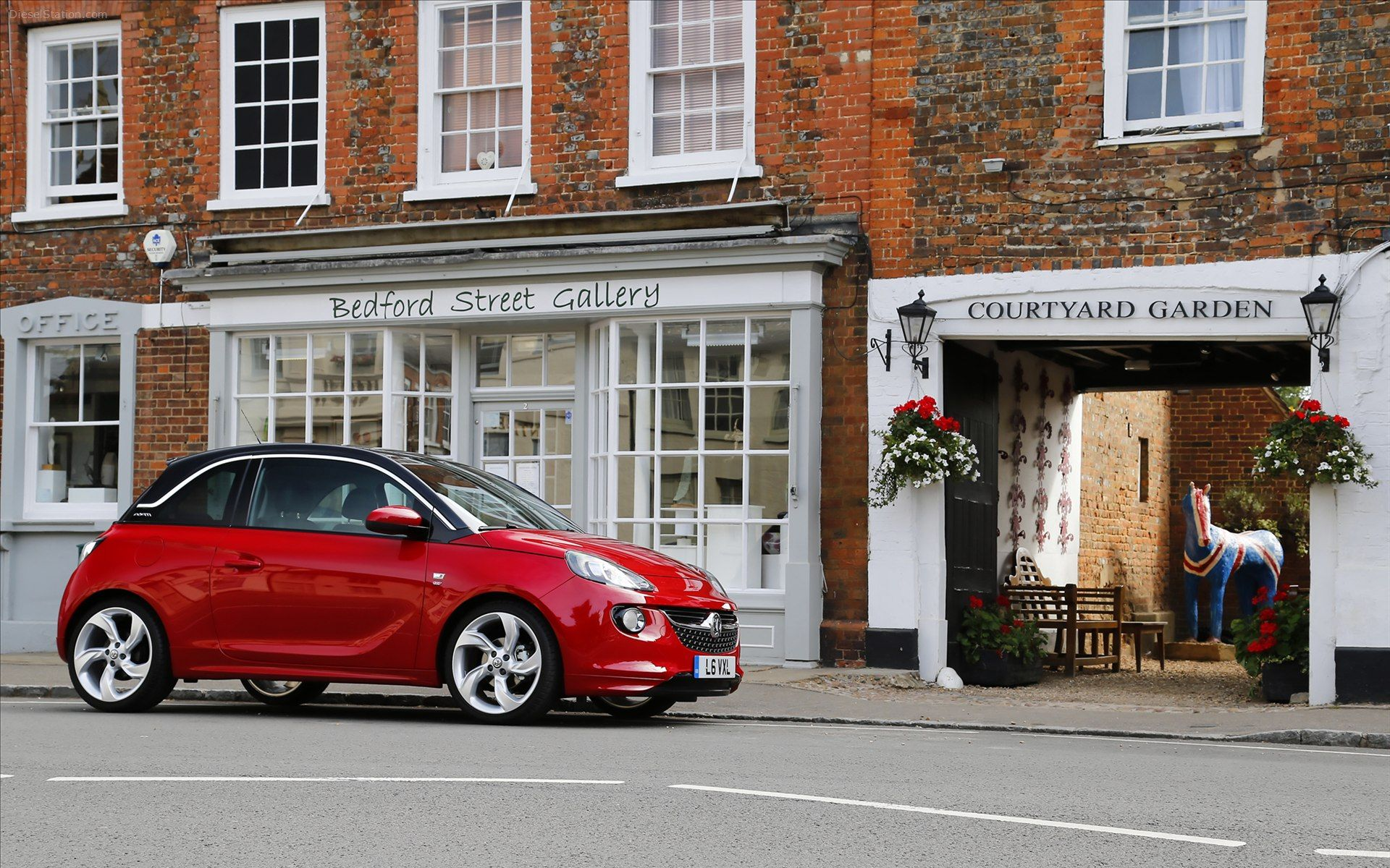 Why not book a test drive of the new vauxhall adam