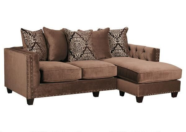 Amazing Sofa Chaise Mocha Newcastle Living Room Chaise Sofa Uwap Interior Chair Design Uwaporg
