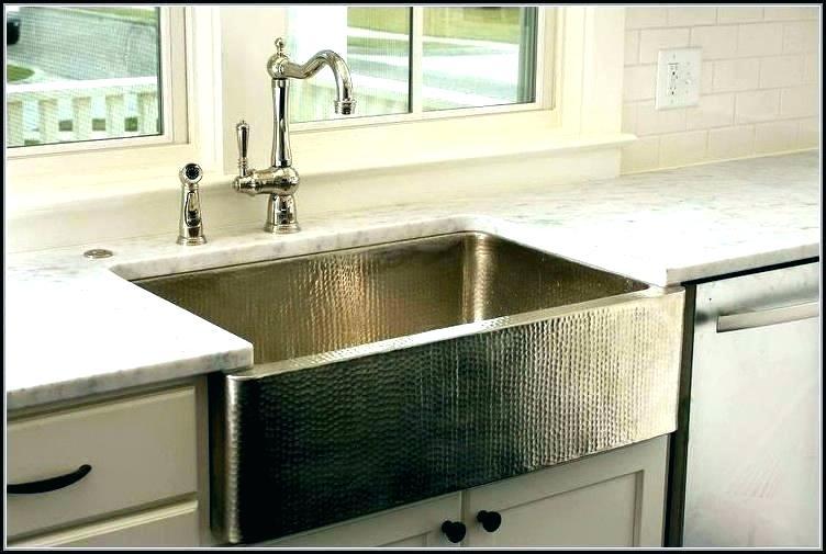 Hammered Metal Kitchen Sinks Hammered Stainless Sink Hammered Metal Sink Stainless Steel Farmhouse Kitchen Sinks Farmhouse Sink Kitchen Outdoor Planter Designs