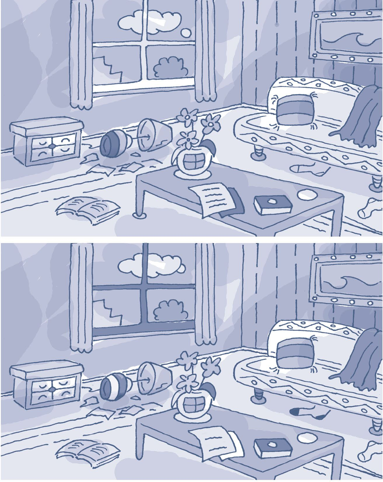 Scenes of the Crime! - Spy Puzzles and Activities for Kids