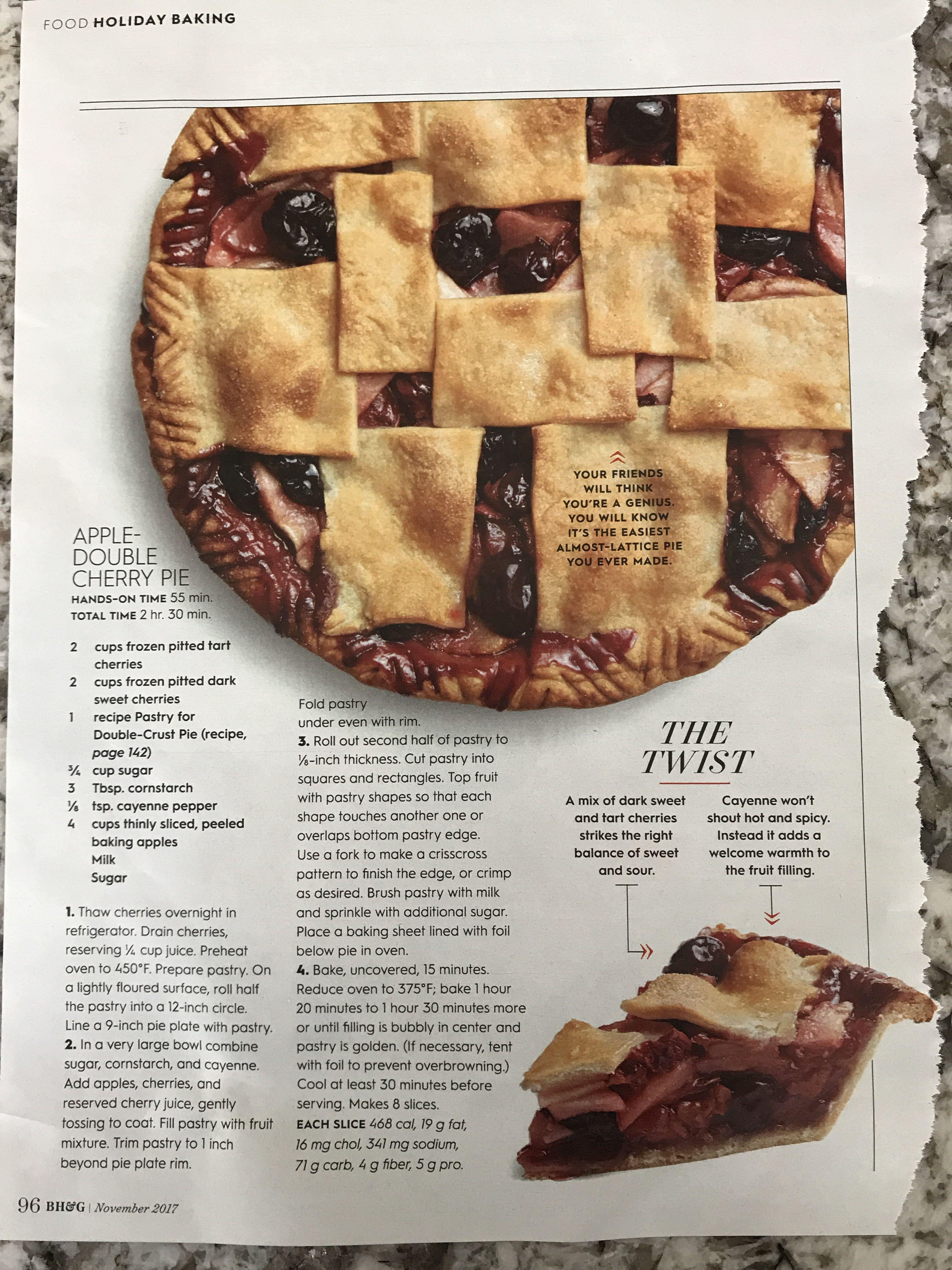 c23258b314e1170c5491a88262f4cece - Better Homes And Gardens Pie Pastry Recipe