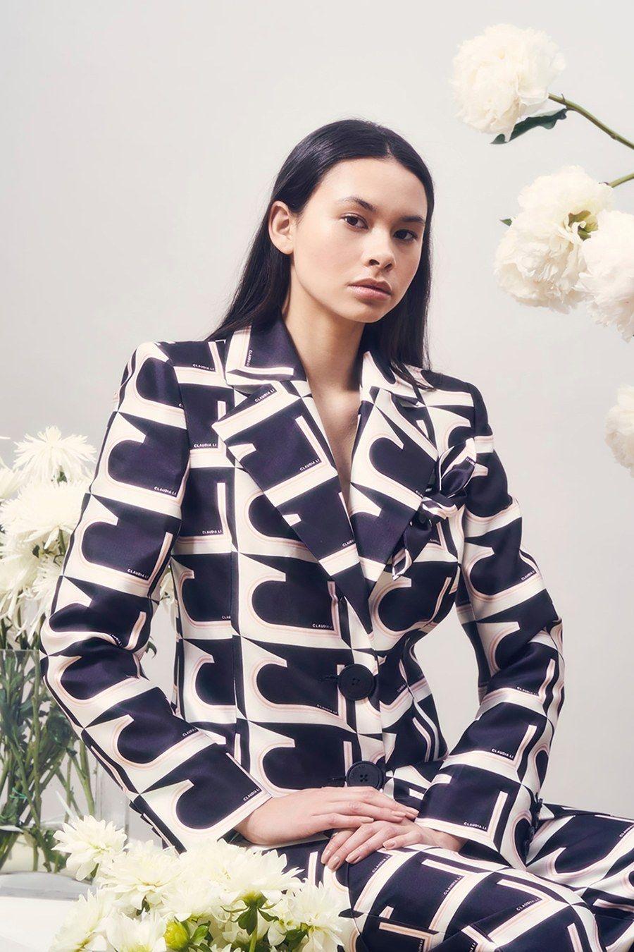 Claudia Li Resort 2020 Fashion Show Модный показ, Модные