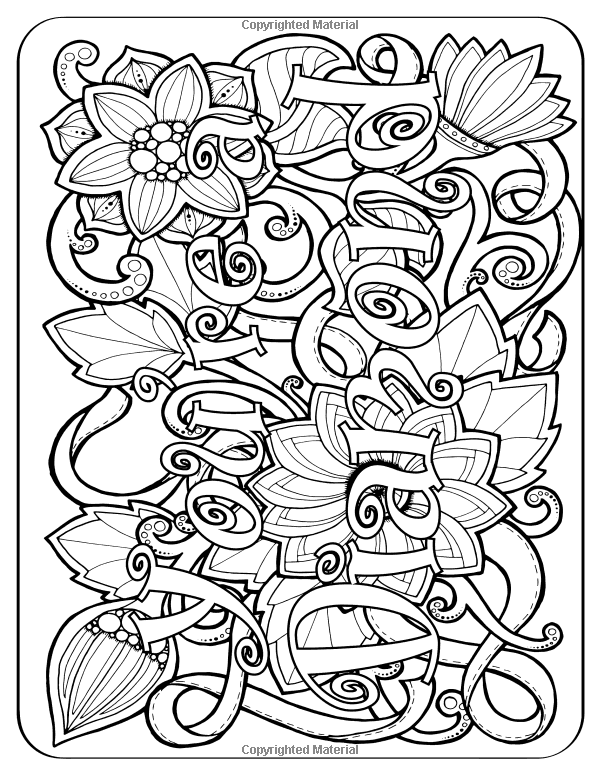 Coloring books for adults relaxation good vibes coloring Good coloring books for adults