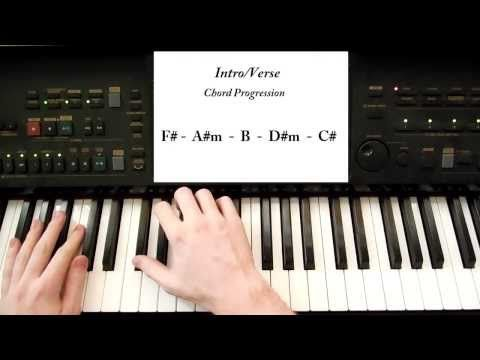 Worn Tenth Avenue North Piano Tutorial With Sheet Music