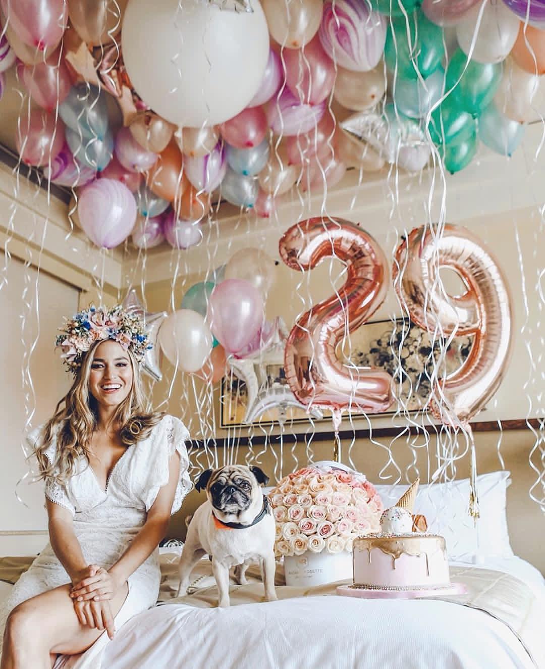 Balloondecor Balloons Birthdaydecor 29thbirthday 29th
