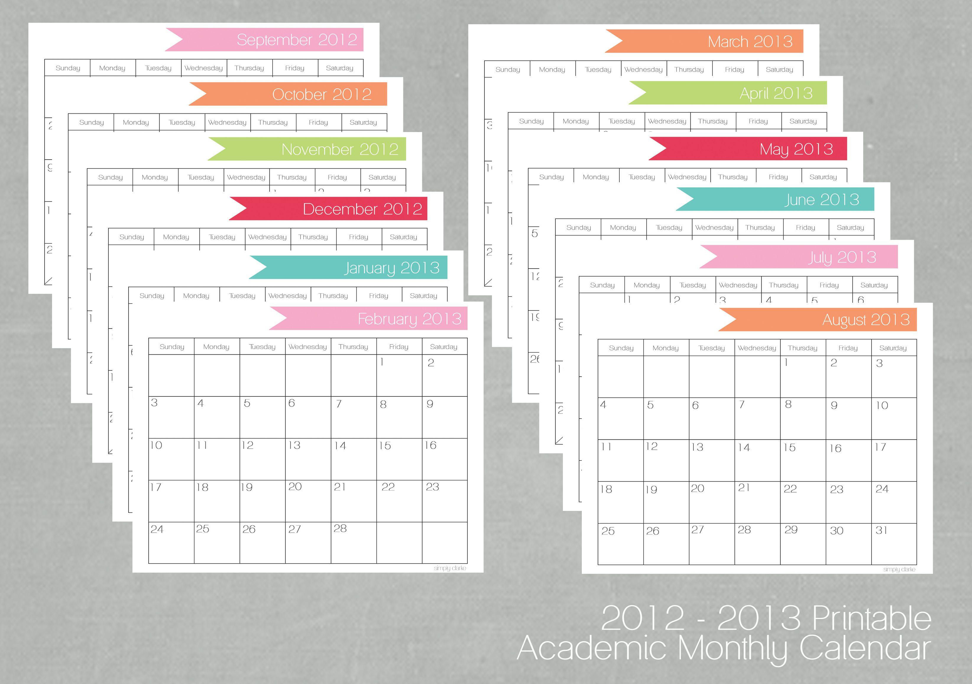 Free Printable Calendar  Free Printable Calendar Printable