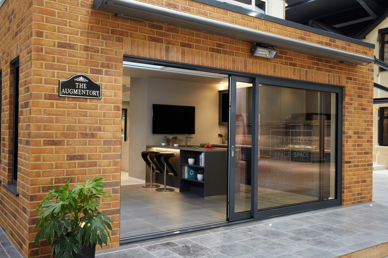 Pin By Roberto Carlo Mansilla On Aberturas In 2020 Folding Patio Doors Sliding Patio Doors Patio Doors