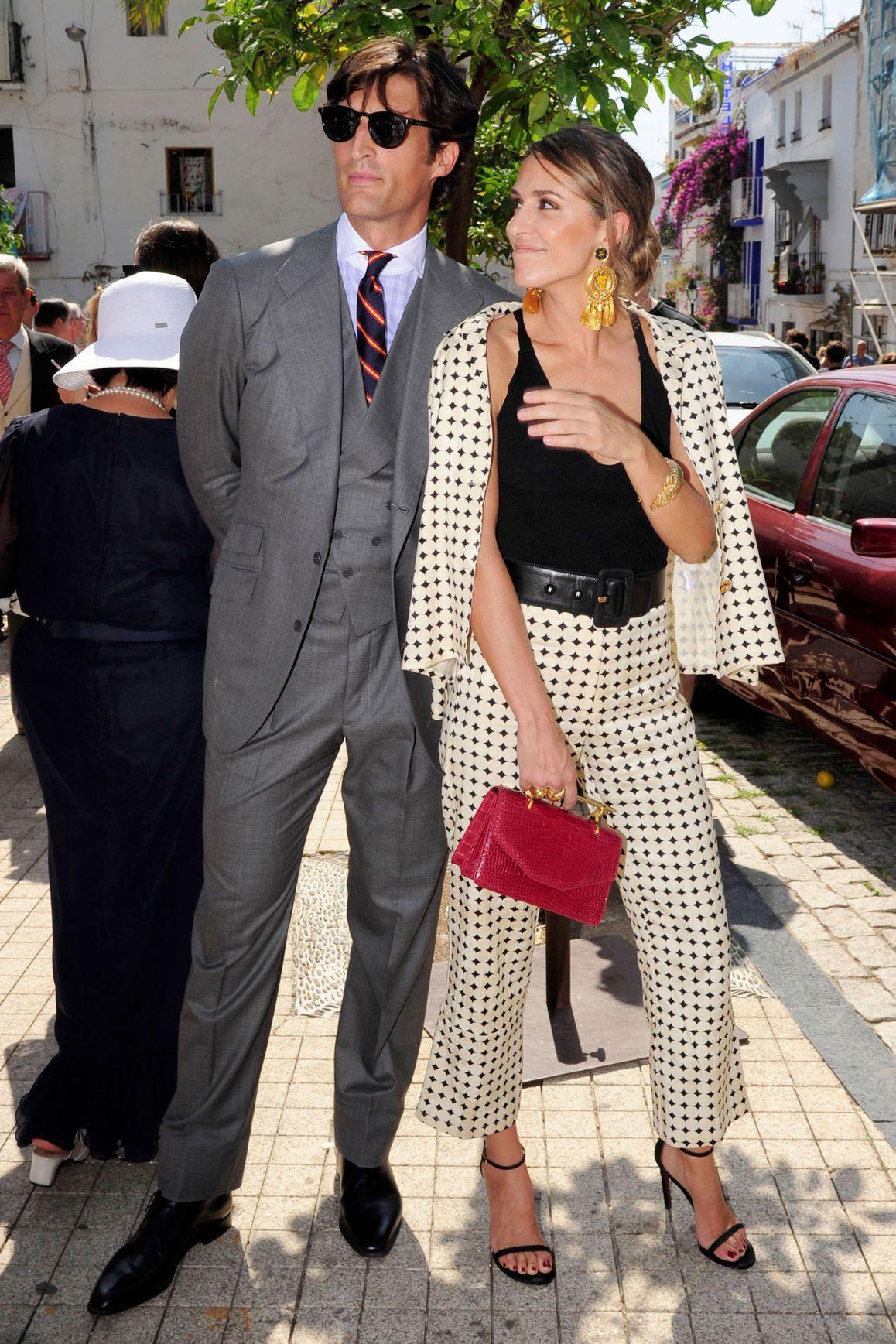 Éste es el estampado que triunfa en una boda | Ines Domecq ...