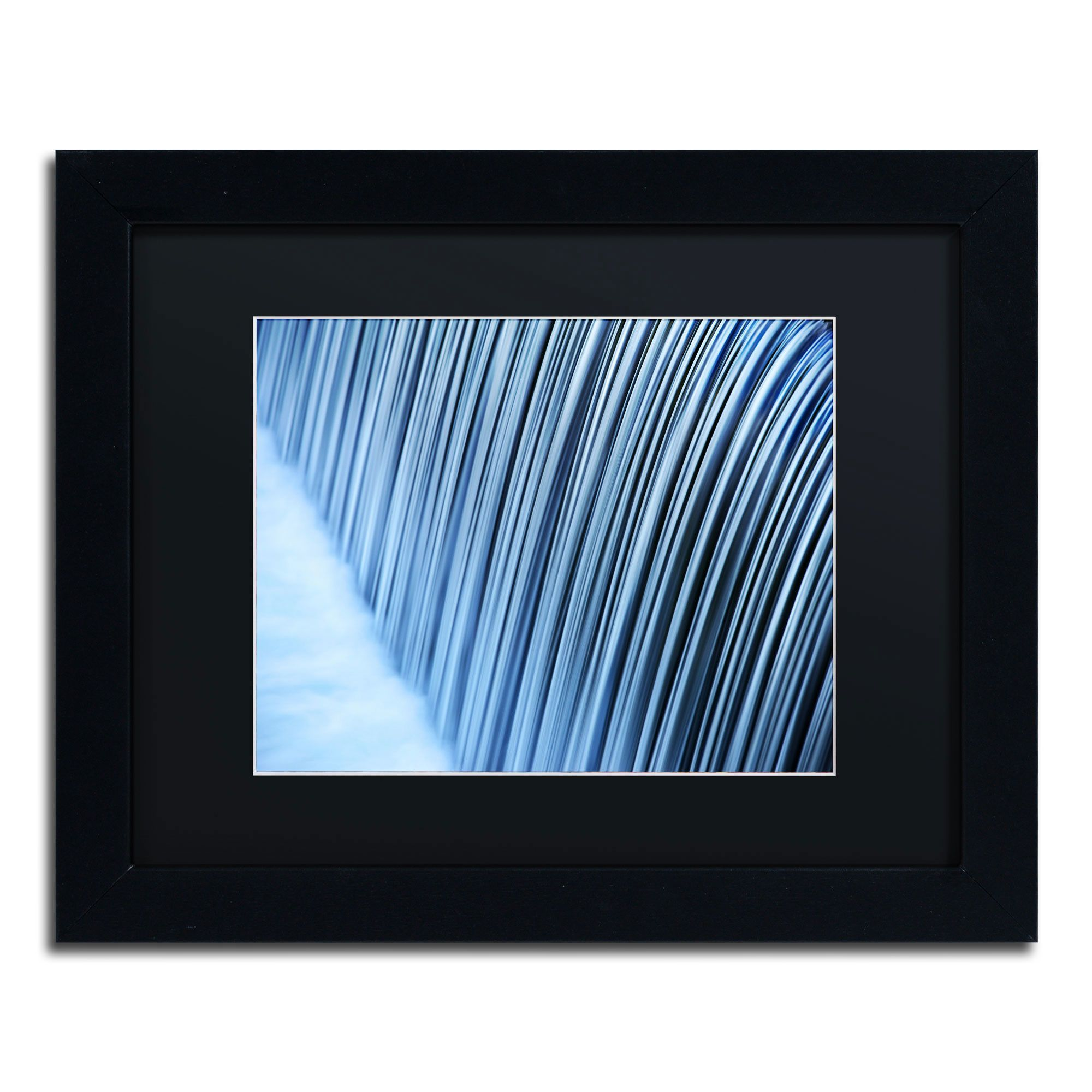 'Liquid State' by Philippe Sainte-Laudy Framed Photographic Print