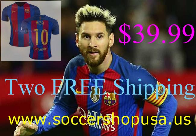 39366d4dc  Macy 10 jersey Online sales Discount——10 Blue   Red Stripes Lionel Messi