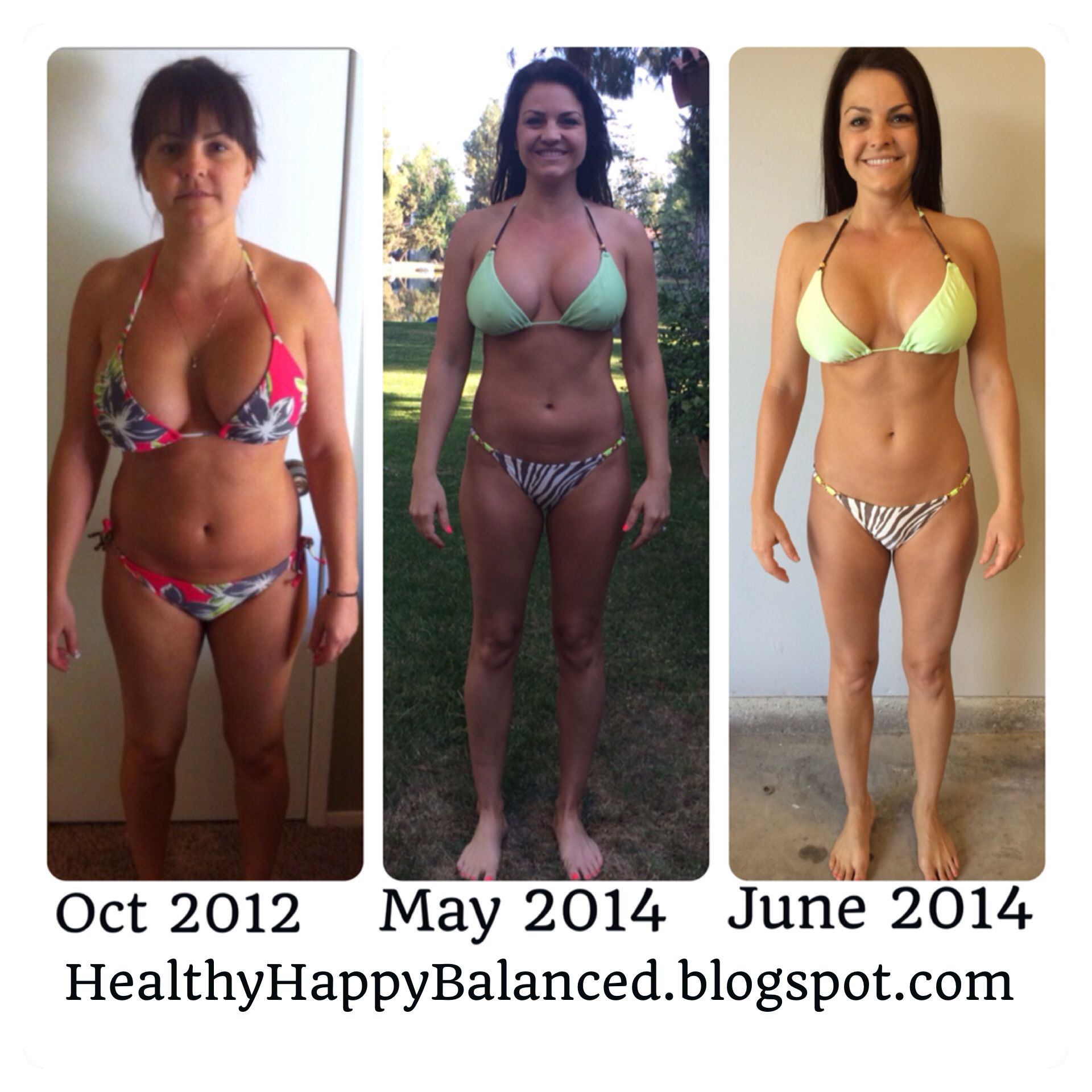 1 Year Before And Afters Of Paleo Diet And The Last 30